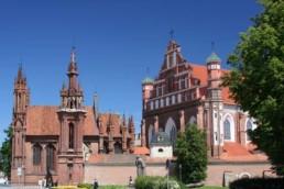 Capitali delle repubbliche baltiche