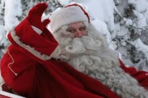 Dicembre a Rovaniemi