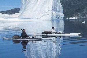 Groenlandia e gli Iceberg