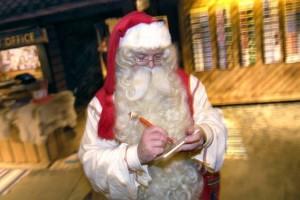 Natale a Rovaniemi