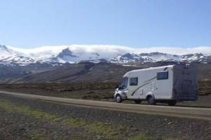 Noleggio camper in Islanda