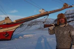 Safari in motoslitta alle Isole Svalbard