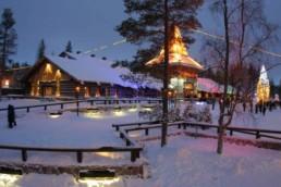 Vacanza a Rovaniemi