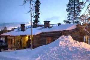 cottage luosto