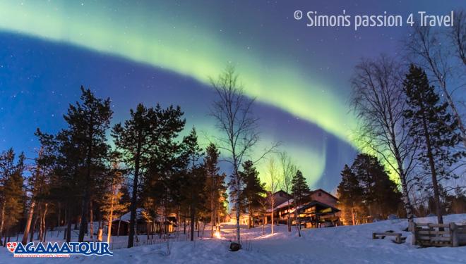 aurora-boreale-neve